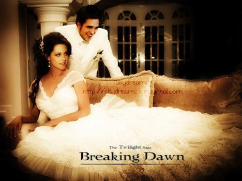 Свадебное платье Беллы Свон: не хотите купить?
