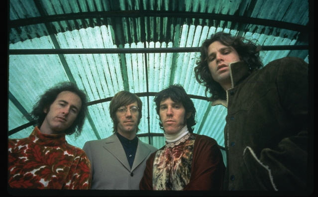 The Doors, riding the storm out. Wait, that was another band.
