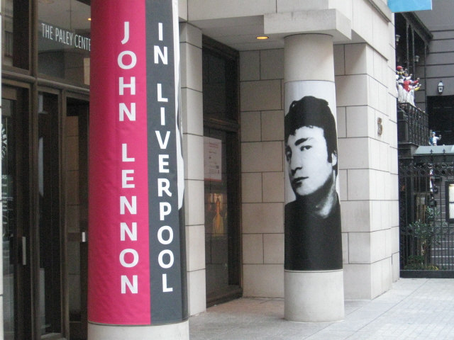 John Lennon in Liverpool at the Paley Center