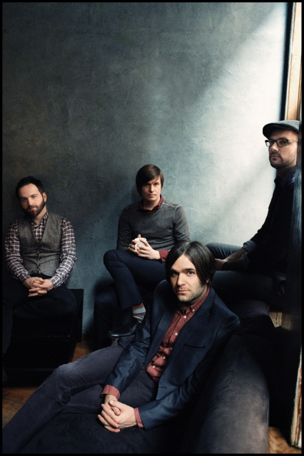Death Cab for Cutie by Danny Clinch