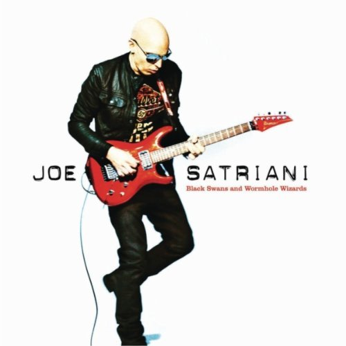 Joe Satriani - Black Holes and Wormhole Wizards