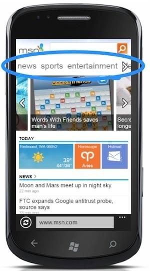 Glance you ll be able to see the top news stories current weather