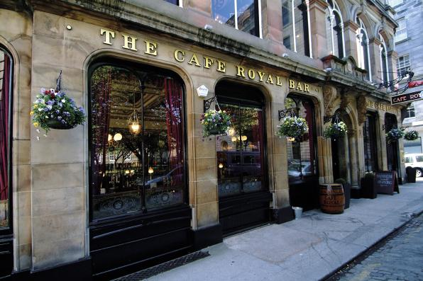 Cafe Royal, Edinburgh