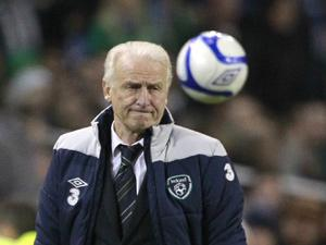 Trapattoni and Ireland