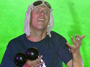 Bez, Happy Mondays
