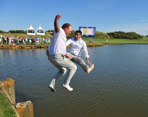 Thomas Levet, golf