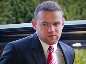 A Wayne (Rooney) in a manger
