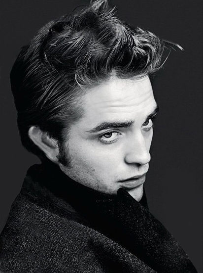 Rob on AnOtherMan magazine cover