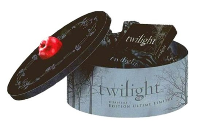 Twilight special edition, only available in France