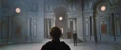 "The Volturi lair in ""New Moon"""
