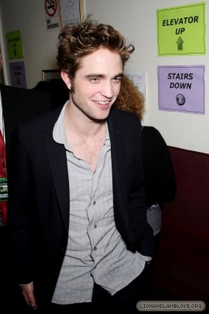 Rob at the 2009 MTV VMAs