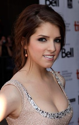 Anna Kendrick at the Toronto International Film Festival