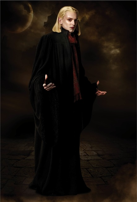 Jamie Campbell Bower as Caius