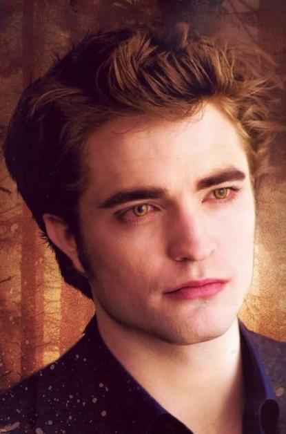 "Edward Cullen in ""New Moon"""