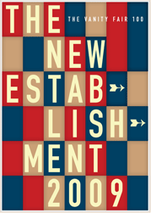 "Vanity Fair's ""The New Establishment 2009"" List"