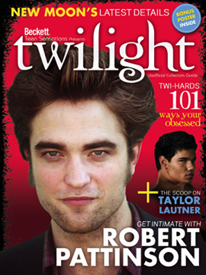 "Teen Sensations ""Twilight #2"" magazine"