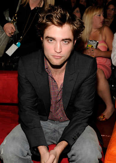 Rob at the TCAs