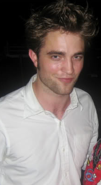 Sweaty Rob filming &quot;Remember Me&quot;