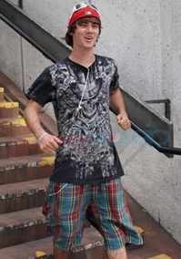 Cameron Bright in Vancouver