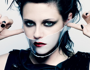Kristen in Interview magazine