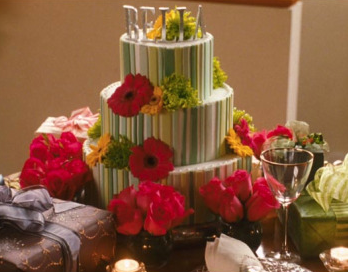 "Bella's birthday cake in ""New Moon"""