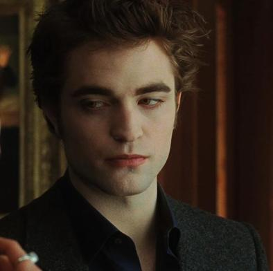 Edward in &quot;New Moon&quot;