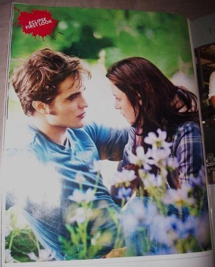 "Edward and Bella in ""Eclipse"""