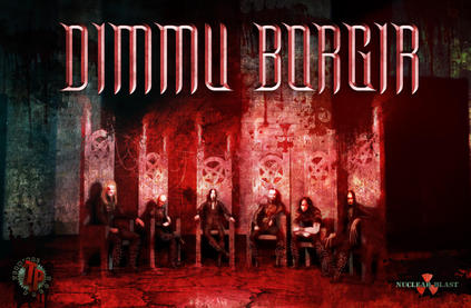 dimmu borgir comic