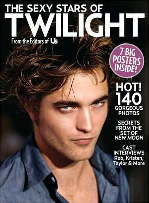 The Sexy Stars of Twilight magazine