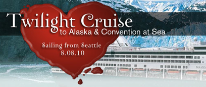 Twilight Cruise to Alaska