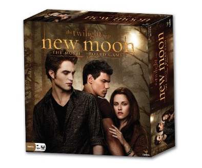 &quot;New Moon&quot; board game