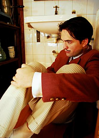 "Robert Pattinson in ""Little Ashes"""