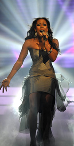 Alexandra Burke