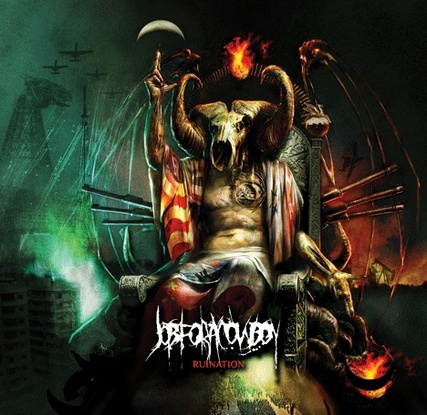 Ruination album cover