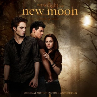 &quot;New Moon&quot; soundtrack