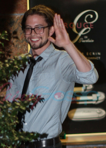 Jackson Rathbone in Vancouver