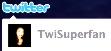 TwiSuperfan on Twitter