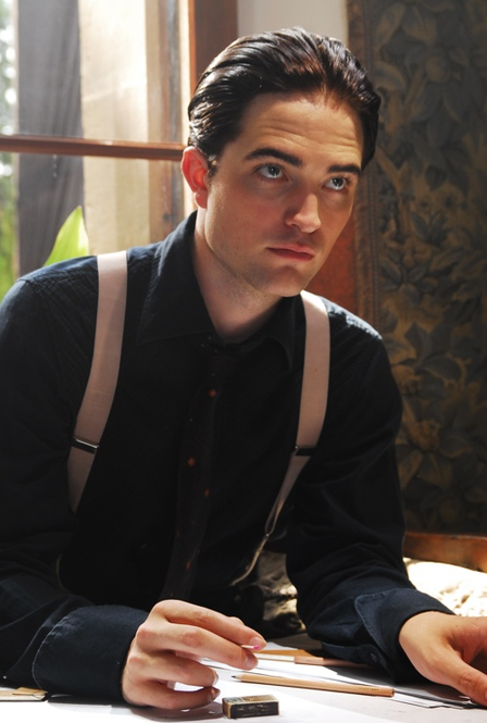 Mr. Pattinson, English Lit teacher