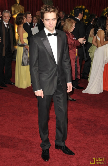 Rob at the Oscars