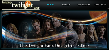 Fantasy Twilight Tour